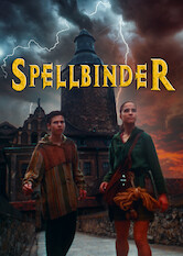 Search netflix Spellbinder